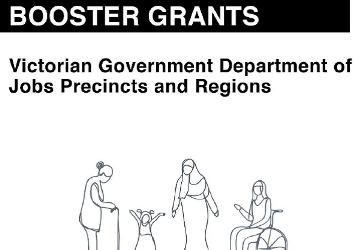 July 2021: Business Association Booster Grants Final Report