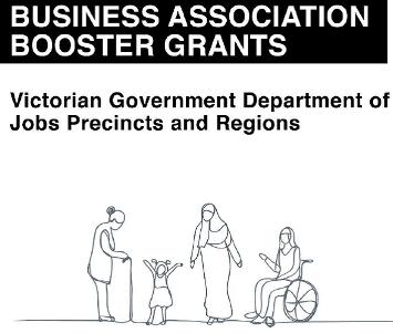 Business Association Booster Grants Final Report
